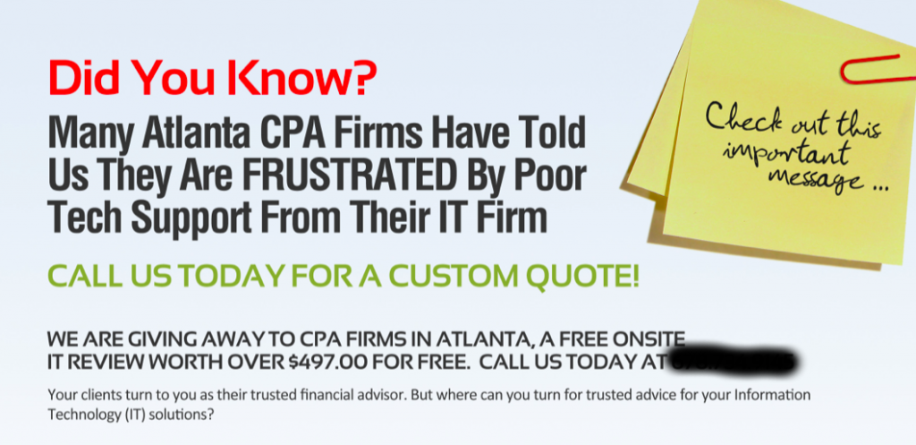 Atlanta CPA Marketing