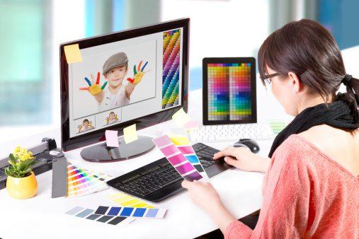 Graphics Artist