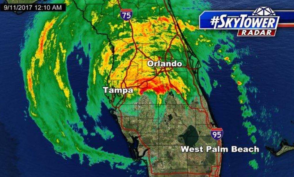 Hurricane Irma Highlands County