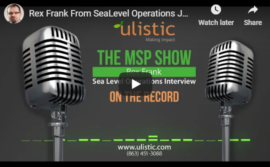 Sea Level Operations