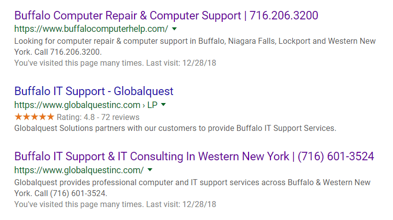 Buffalo IT support