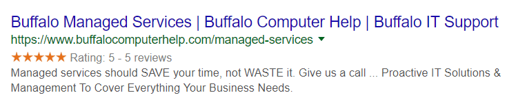 Buffalo Managed Services