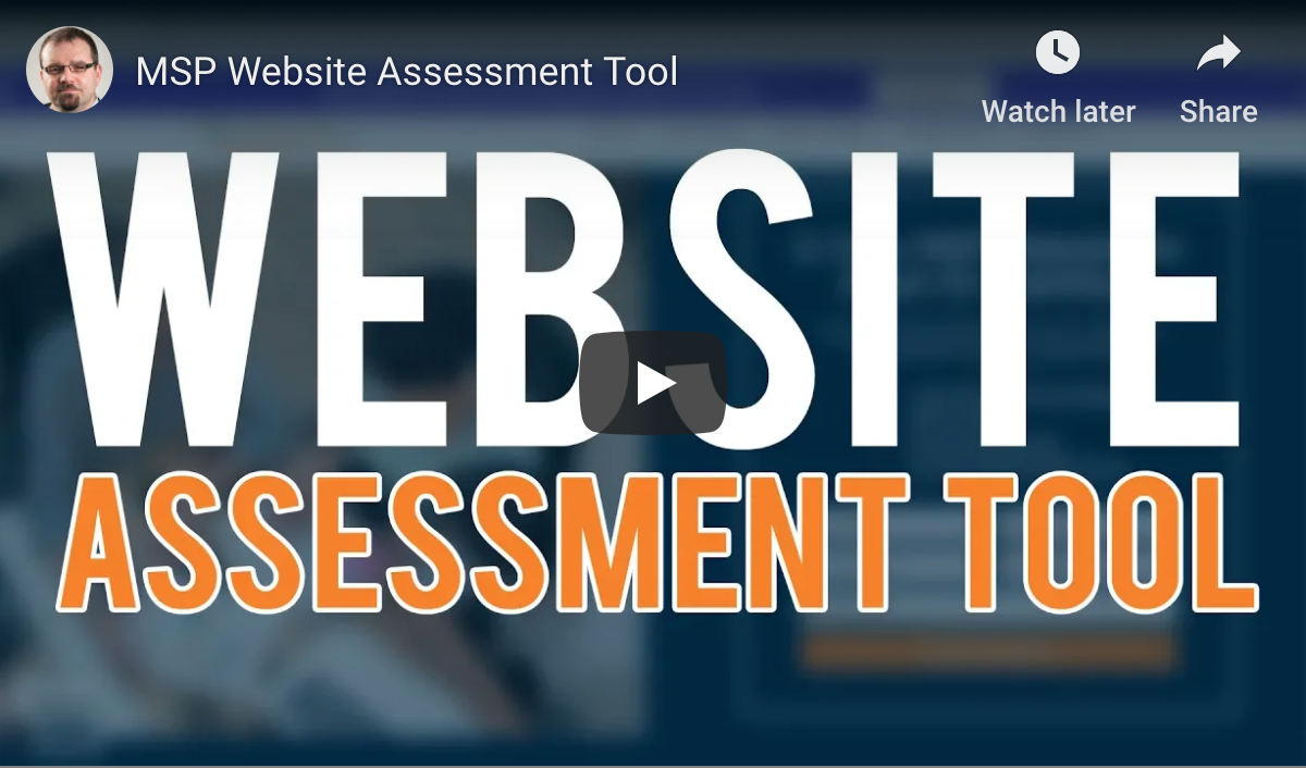Website Assessment Tool