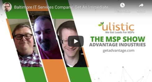 What to Expect from a Baltimore IT Services Company