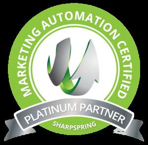 Yahoo! We're SharpSpring Platinum Partners