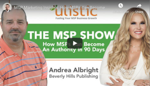 Andrea Albright: Become An Authority In Just 90 Days