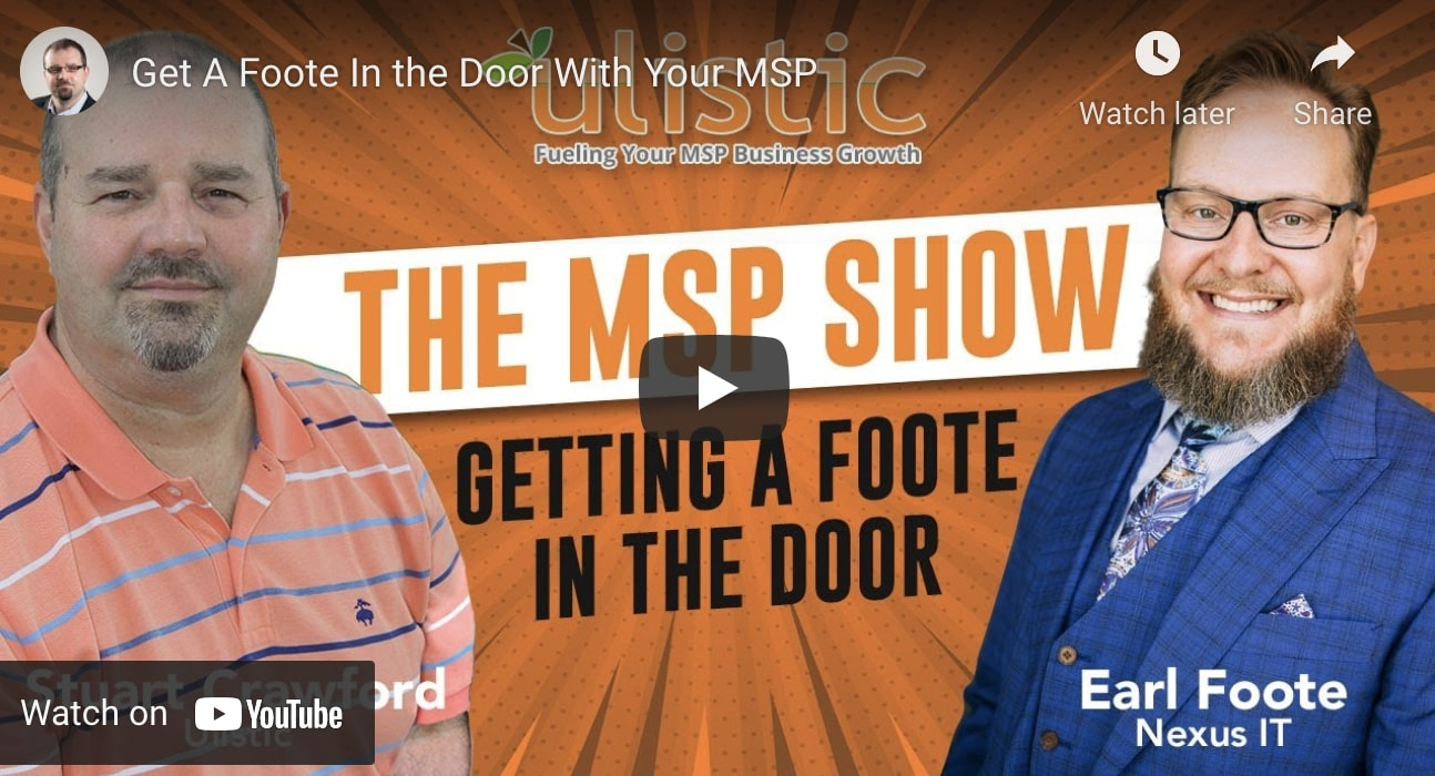 Linkedin Videos MSPs