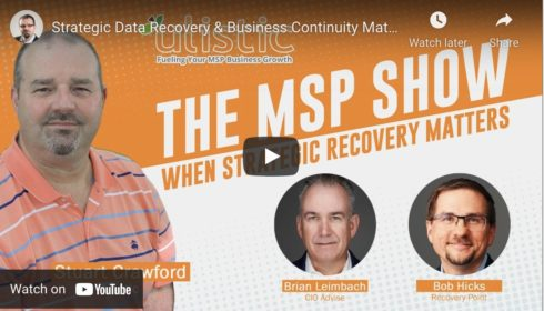 Strategic Recovery Matters