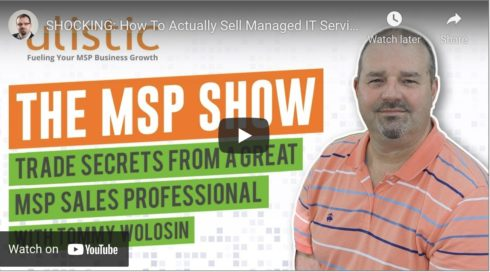 Trade Secrets from an MSP Sales Professional