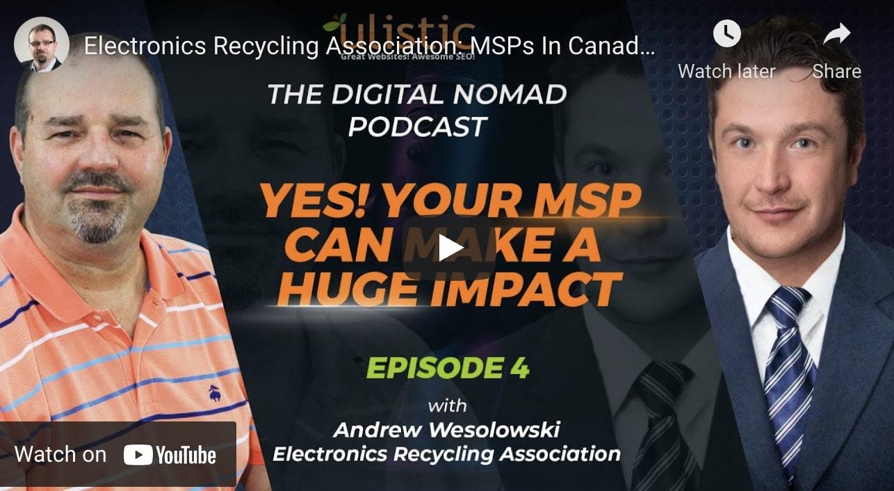 Electronics Recycling Association