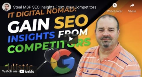 How To Steal Marketing Insights From Competitors and Beat Them